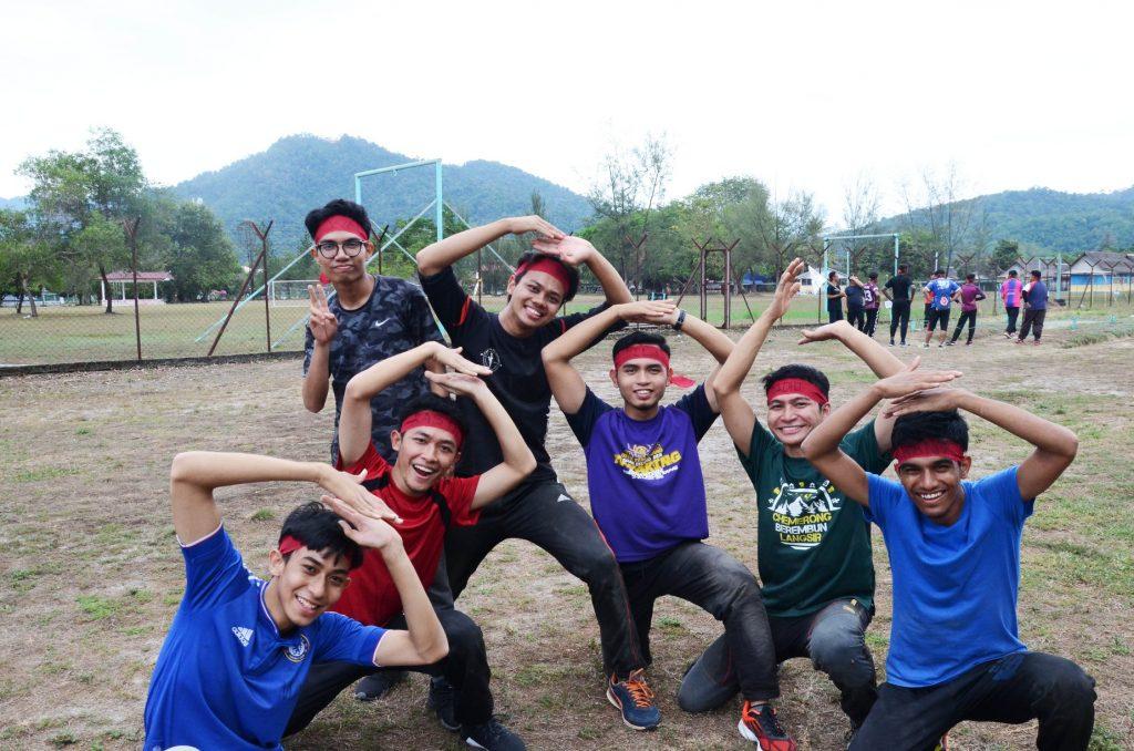 kem bina semangat, AsiaCamp