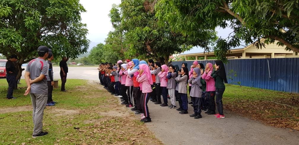 Kem Pelajar Kelantan Siri 3 Asiacamp