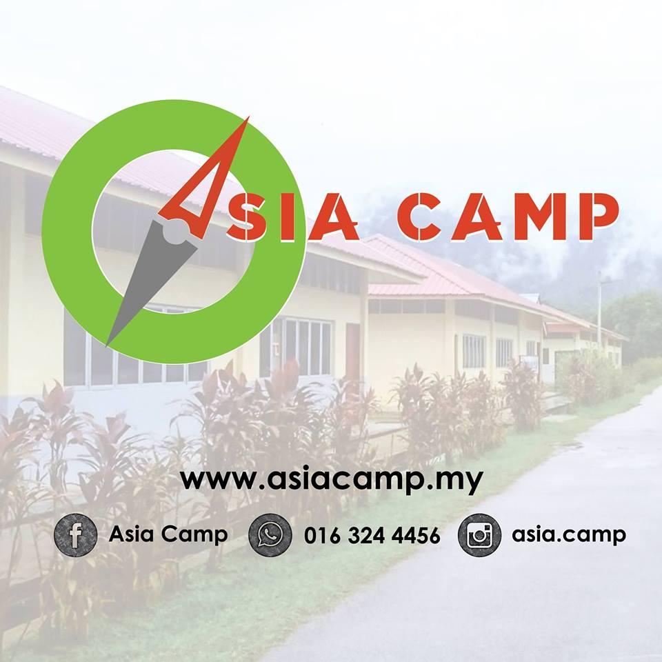 Hubungi Asia Camp bagi tempahan harga