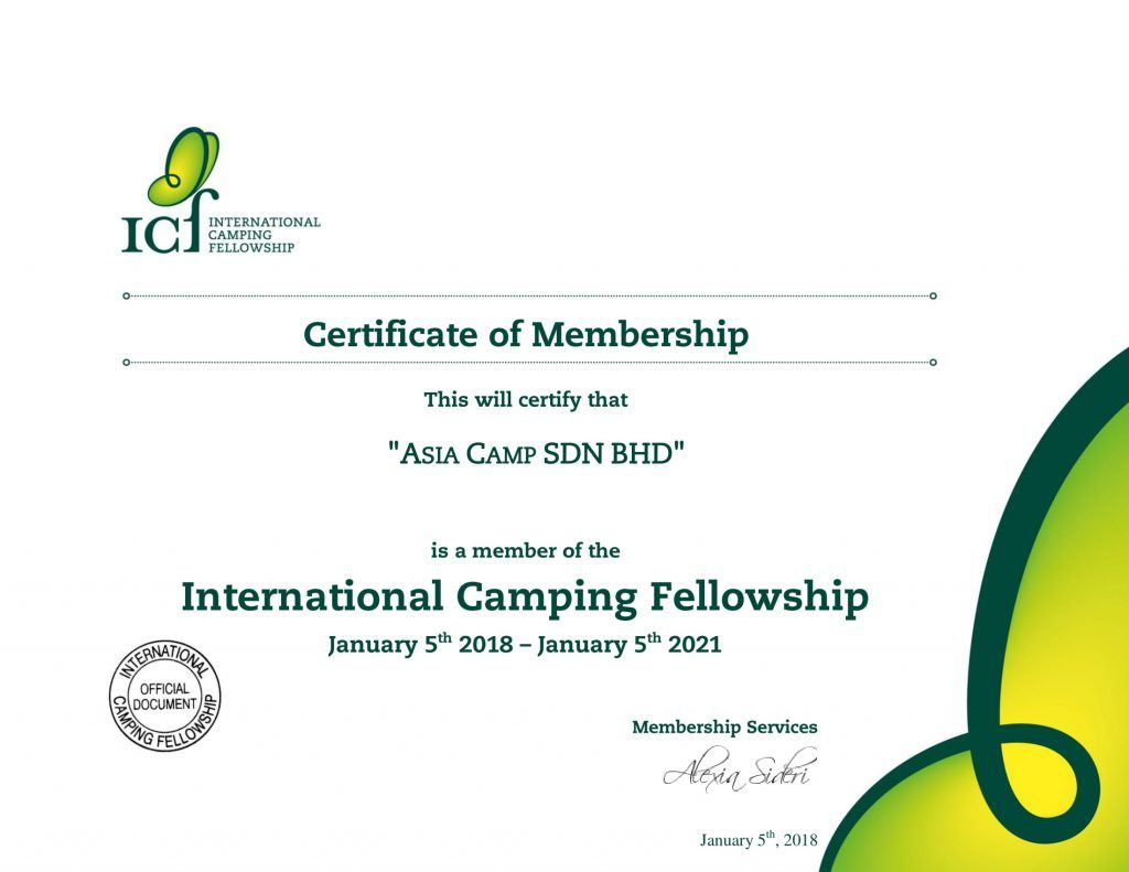 International Camping Fellowship