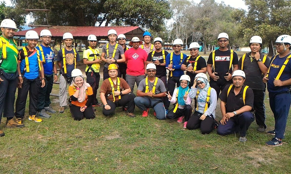 National Challenge Rope Course Malaysia