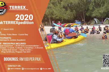 Ekspedisi Kayak