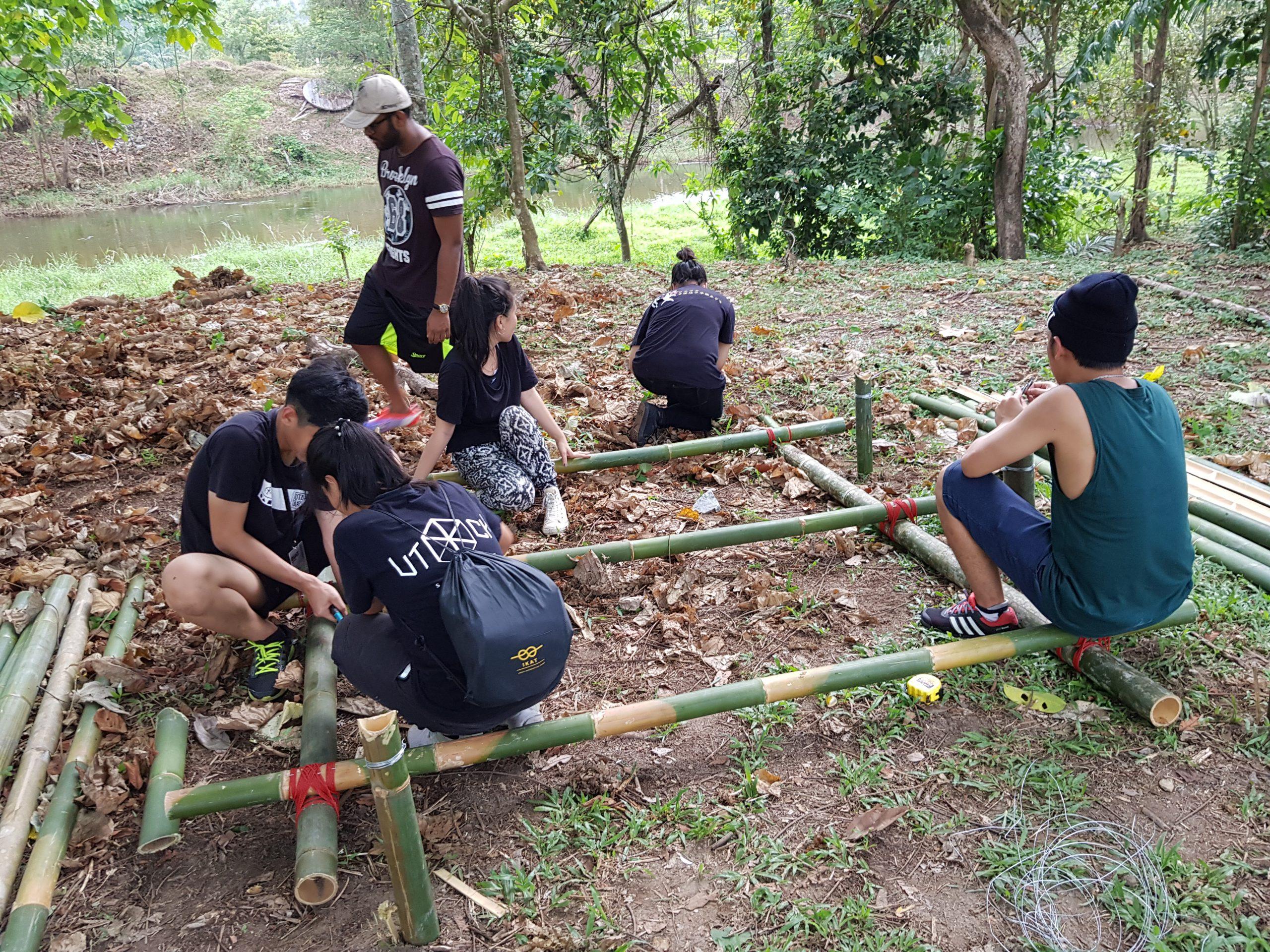 Team Building Perak